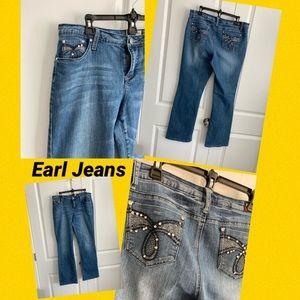 Earl Jeans size 12 woman